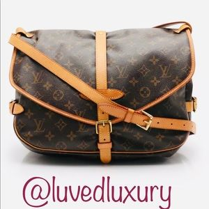 Coming SOON‼️ LOUIS VUITTON Saumur35